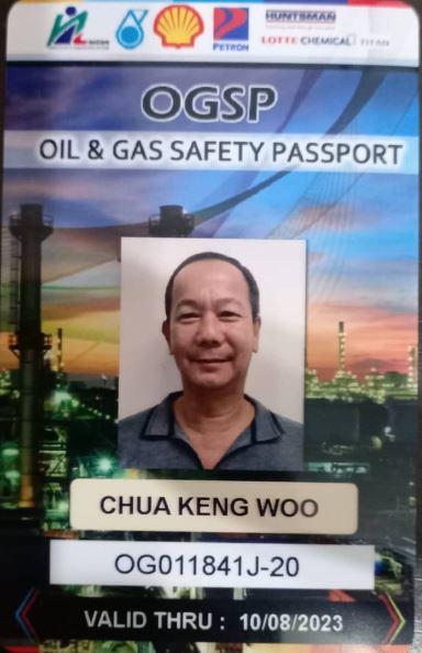 Contoh Kad OGSP (Oil and Gas Safety Passport). Daftar OGSP. Pembaharuan OGSP (renew OGSP). Daftar kursus OGSP Online. Bayaran OGSP Online. Kad OGSP Hilang.